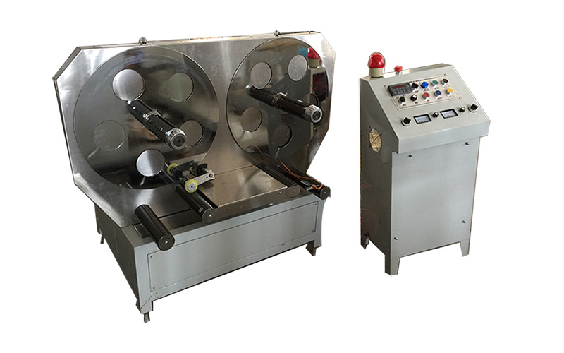 ADD-450 Table-top horizontal inspection winding machine