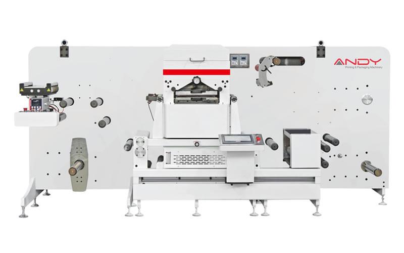 AFDC-370 High Speed Flatbed Die Cutting Machine