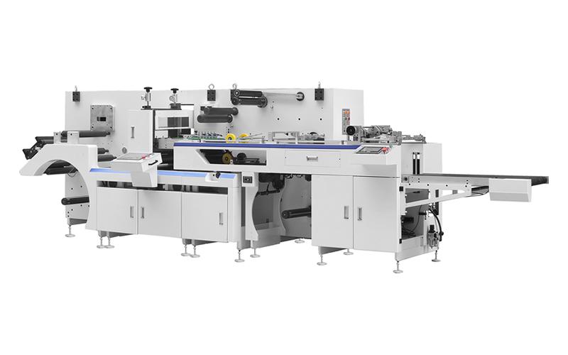 AIDC-370IMLQ Online Inspection Die Cutting Machine