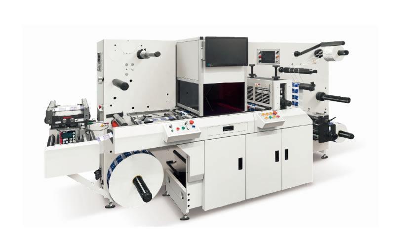 ALDC-330DL Laser Die Cutting Machine