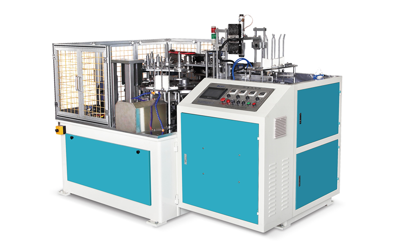 APLD-60 Paper Lid Forming Machine