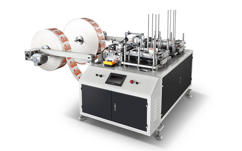 APP-125 Paper Lid Hole and Circle Punching Machine