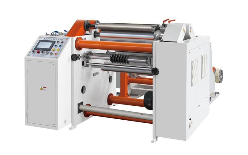 AS-800 Automatic Slitting Machine for Paper Straw