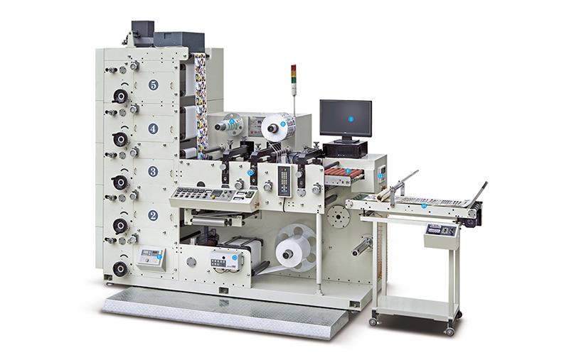 Atlas480-5D Flexo Printing Machine