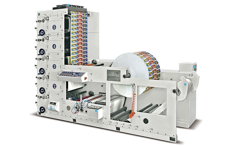 Atlas650-5B Paper Cup Printing Machine