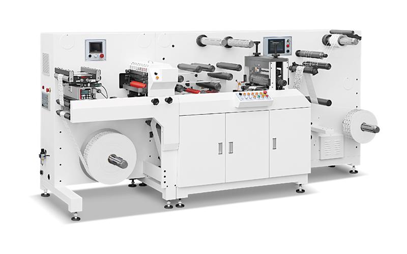 Giant-330Plus UV Varnishing and Intermittent Die Cutting Machine