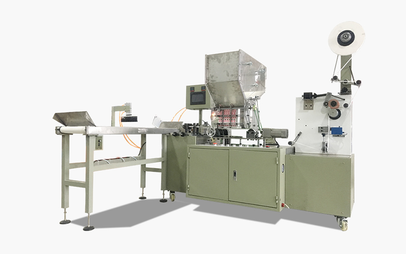 PS-SSDC Single Wrapping Paper Straw Packaging Machine