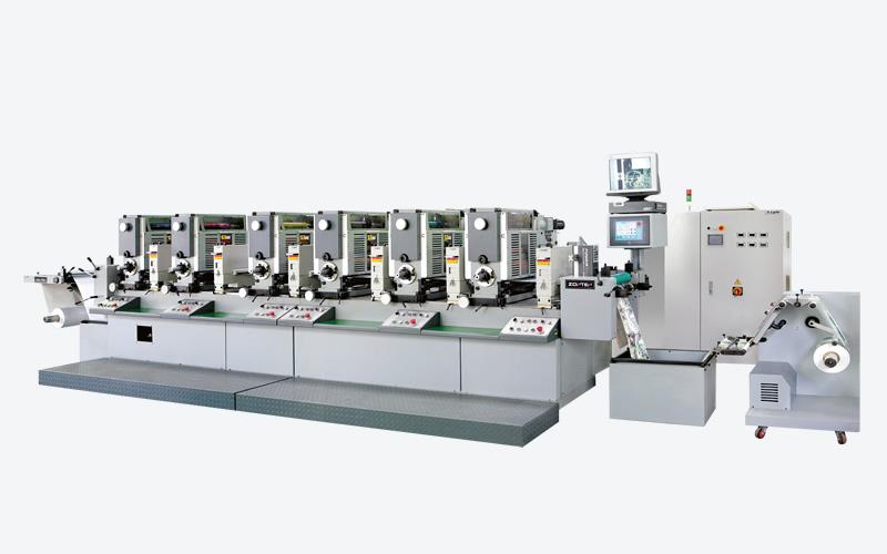 Smart-320L Intermittent Letterpress High-speed Label Presses