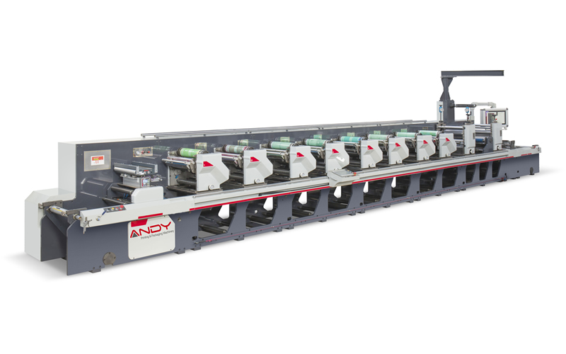 Smart-340 Servo Flexographic Press
