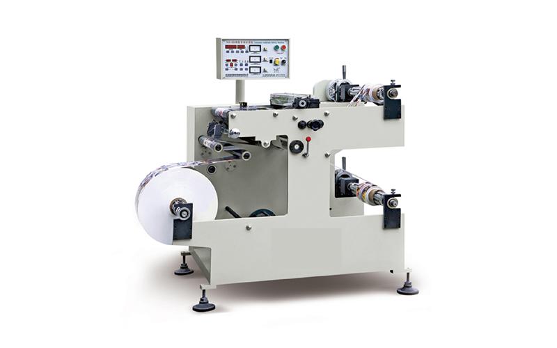 AS-550 automatic slitting machine