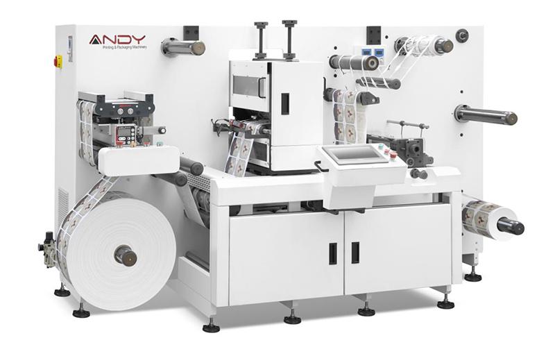 AIDC-370 Full Rotary/Intermittent Die Cutting Machine
